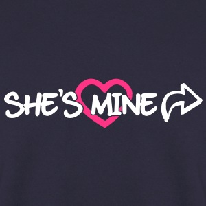 She's mine Sweatshirts - Herre sweater