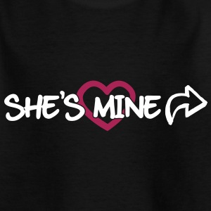 She's mine Tee shirts - T-shirt Ado