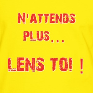 Lens toi ! T-Shirts - Men's Ringer Shirt
