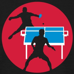 table_tennis_022013_b_3c T-Shirts - Männer T-Shirt