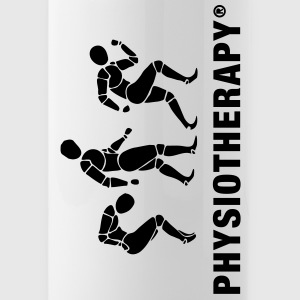 Three Physiotherapists Bottles & Mugs - Water Bottle
