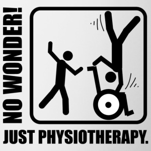 No Wonder! Physiotherapy Bottles & Mugs - Mug
