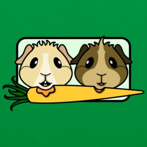 'Rescue Guinea Pigs' Tote Shopping Bag - Tote Bag
