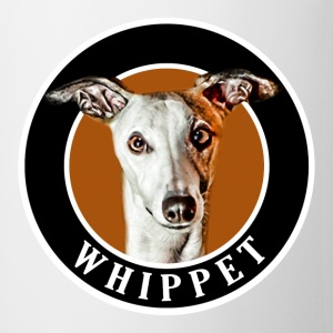 Whippet Dog 002 Bottles & Mugs - Mug