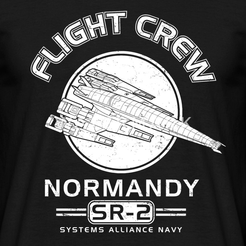 Normandy Flight Crew - Men's T-Shirt