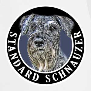 Standard Schnauzer Dog 002  Aprons - Cooking Apron