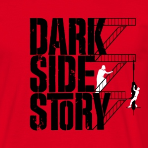 Dark Side Story - Men's T-Shirt