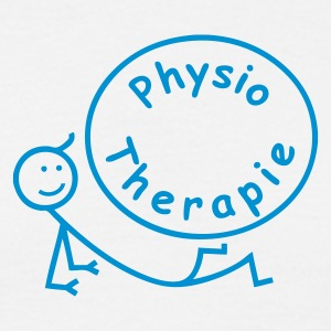 Physiotherapie T-Shirt - Männer T-Shirt