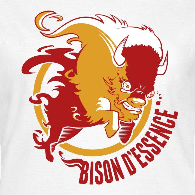 Bison D'essence femme 2!