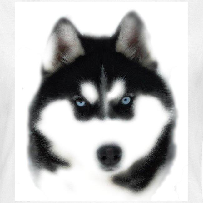 Siberian Husky T-Shirt Woman