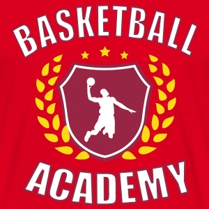 Tshirt Basketball Academy Houston Rockets - T-shirt Homme