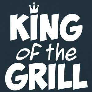 King of the Grill T-Shirt - Männer T-Shirt