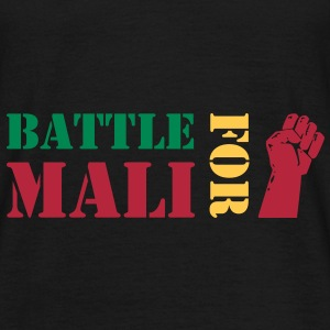 Battle for Mali ! T-Shirts - Männer T-Shirt