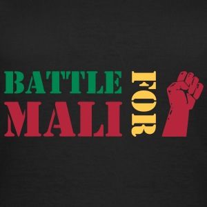 Battle for Mali ! T-shirts - Dame-T-shirt