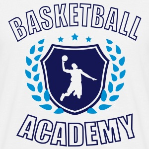 Basketball Academy T-Shirts - Men's T-Shirt