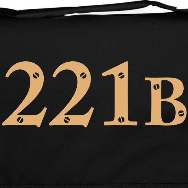 Umhängetasche: 221B