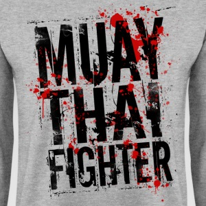 Muay Thai fighter Sweat-shirts - Sweat-shirt Homme