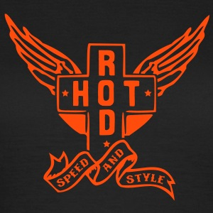 Hot Rod - speed and style T-shirts - T-shirt dam