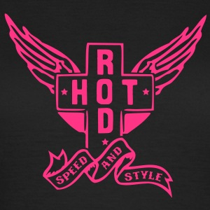 Hot Rod - speed and style Camisetas - Camiseta mujer