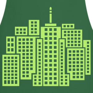 Green City  Aprons - Cooking Apron