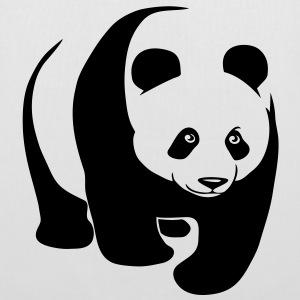 sacs et sacs dos panda spreadshirt. Black Bedroom Furniture Sets. Home Design Ideas