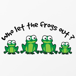 Who Let The Frogs Out? Other - iPhone 4/4s Hard Case