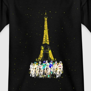 Tour de France Shirts - Kinderen T-shirt