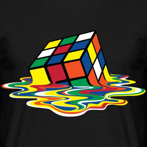 Rubiks - Meltingcube