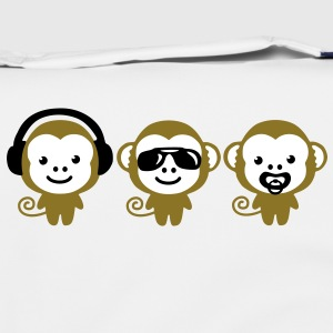 three_monkeys Borse - Tracolla