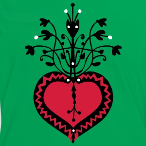 thriving heart T-Shirt T-Shirts - Women's Ringer T-Shirt