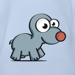 Little Mole T-Shirts - Baby Bio-Kurzarm-Body