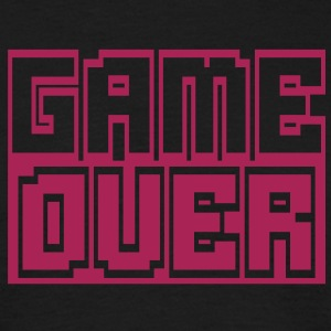 game over II T-shirts - T-shirt herr
