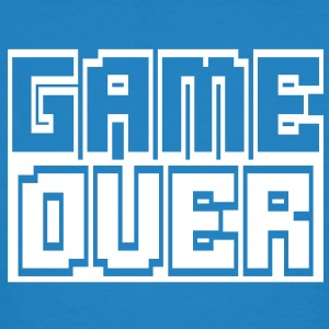 game over II T-shirts - Mannen Bio-T-shirt