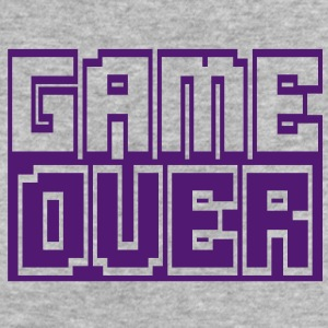 game over II T-Shirts - Frauen Bio-T-Shirt
