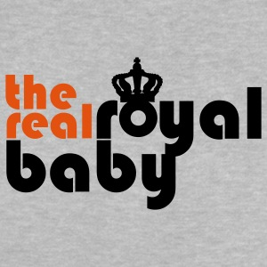 The Real Royal Baby T-Shirt - Baby T-Shirt