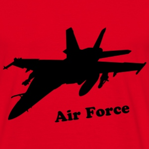 fighter aircraft fighter T-Shirts - Men's T-Shirt