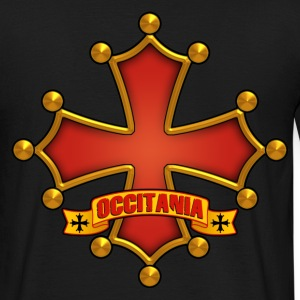 occitania cross 7 Tee shirts - T-shirt Homme