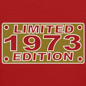 1973_limited_edition T-shirts - Vrouwen Bio-T-shirt