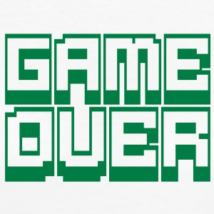 game over T-shirts - Organic damer