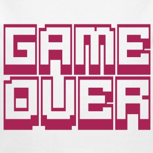 game over Pullover & Hoodies - Baby Bio-Langarm-Body