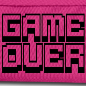game over Vesker - Ryggsekk for barn