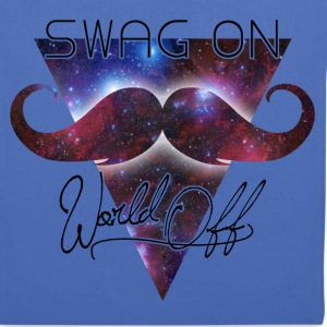 world off swag on Tassen - Tas van stof