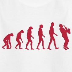 saxophone evolution Shirts