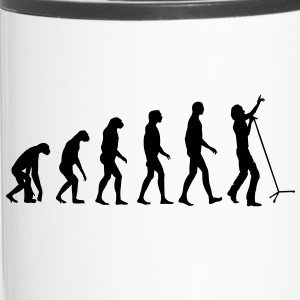 singer evolution Bottles & Mugs - Travel Mug