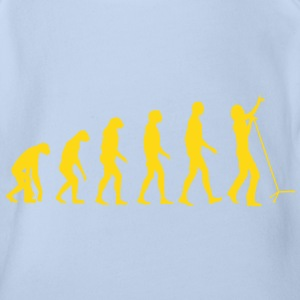 singer evolution T-Shirts - Baby Kurzarm-Body