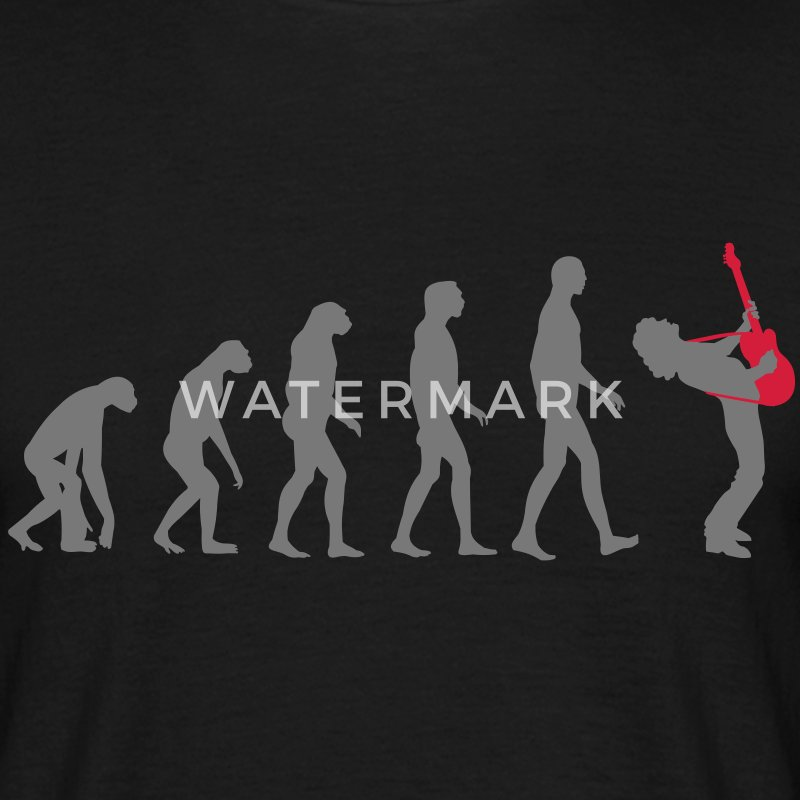 rock evolution T-Shirts - Men's T-Shirt