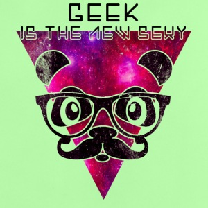 Geek is the new sexy panda Shirts - Baby T-Shirt