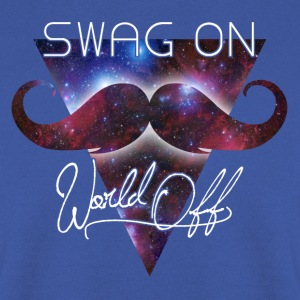 world off swag on Tröjor - Herrtröja
