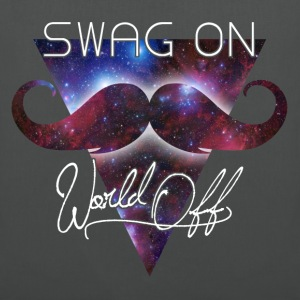 world off swag on Sacs - Tote Bag