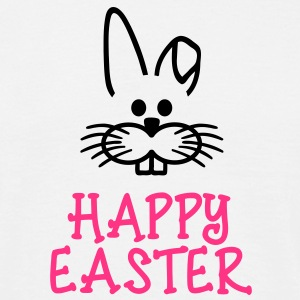 Happy Easter Ostern T-Shirts - Männer T-Shirt